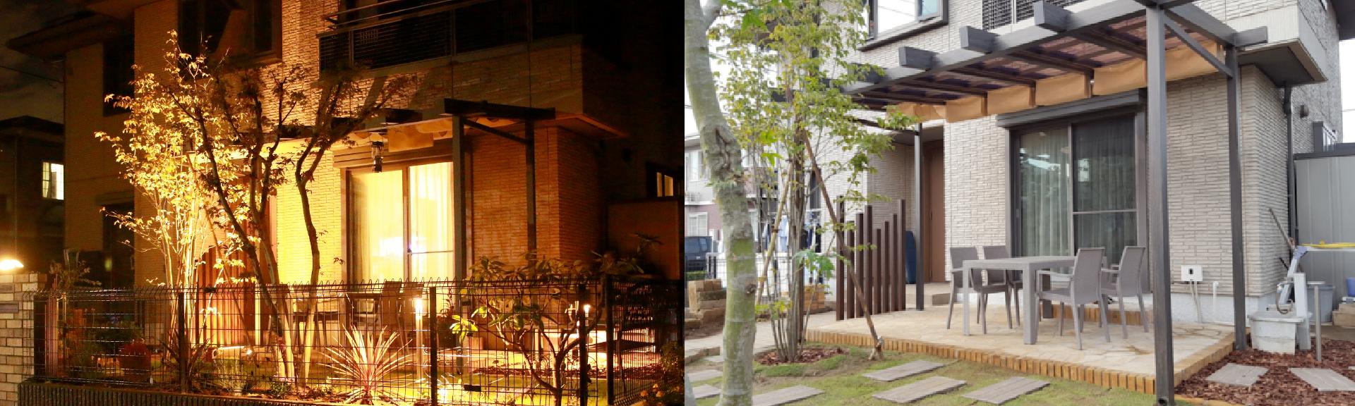 お客様がエクステリアへのご希望将来の夢などについて語り合えるお庭造りのパートナーここちテリアtsukuba